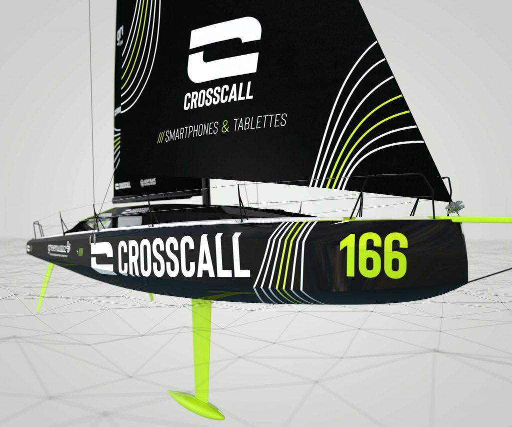 Image 3D du bateau